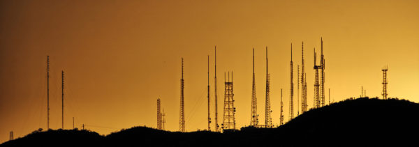 Telecoms Cell Tower